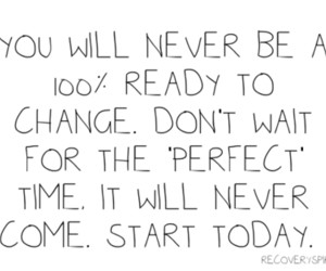 quote, change, and motivation image