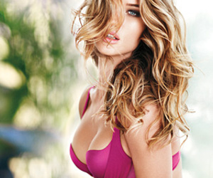 model, Victoria's Secret, and hair image