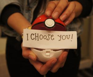 pokemon, you, and choose image