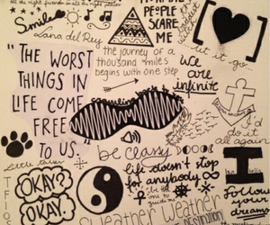 music, arctic monkeys, and bands image