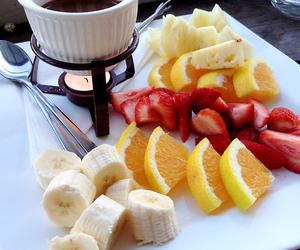 fruit, food, and chocolate image
