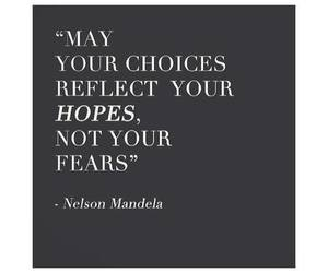 quote, hope, and fear image