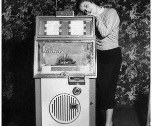 50s, dance, and girl image