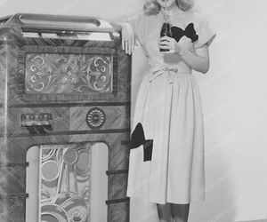 50s, dance, and dress image