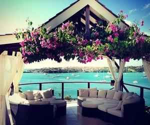 beach, girl, and luxury image