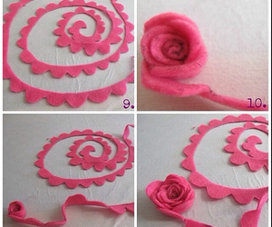 diy, rose, and doityourself image