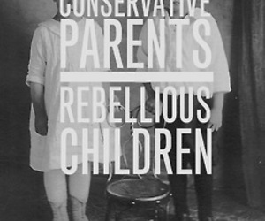 child, parents, and rebel image