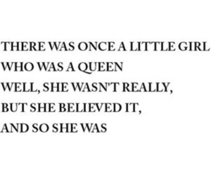 quote, Queen, and believe image