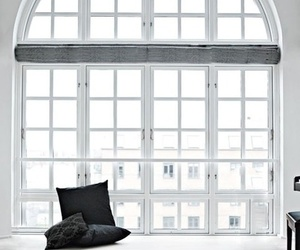 window, interior, and classy image