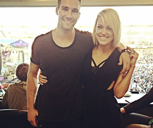 james maslow, dwts, and btr image