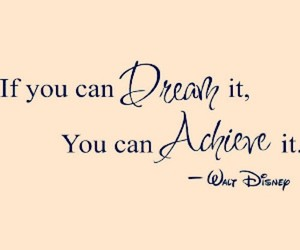 disney, Dream, and dreamers image