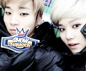 zelo, b.a.p, and jonglo image