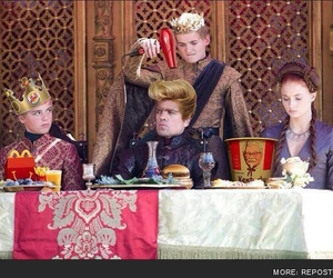 game of thrones and joffrey image