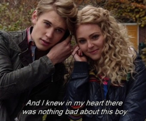 Carrie Bradshaw, the carrie diaries, and sebastian kydd image