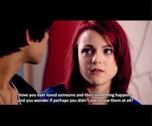 love quotes, love sucks, and skins image