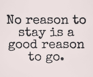 good, let go, and reason image