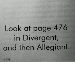 book, cool, and divergent image