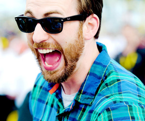 chris evans, captain america, and the avengers image