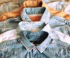 beautiful, jeans, and shirts image