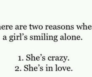 crazy, girl, and her image