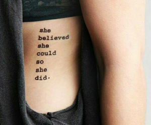 inspiring, quotes, and Tattoos image