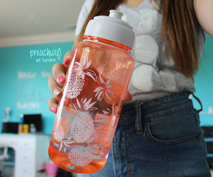 water bottle and quality tumblr image
