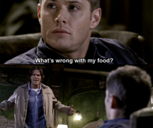 dean, funny, and jared padalecki image