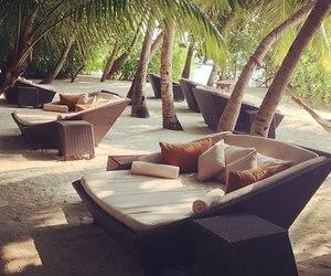 beach, luxury, and summer image