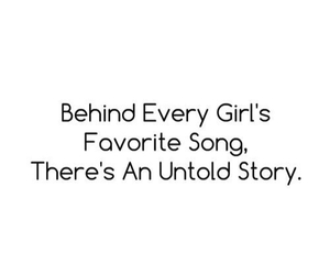 quote, song, and story image