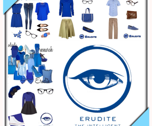 divergent, erudite, and theirsmart image