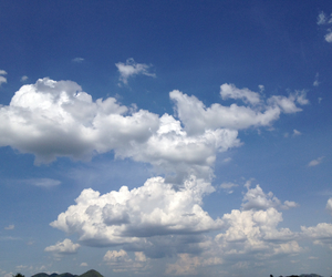photography, sky, and thailand image