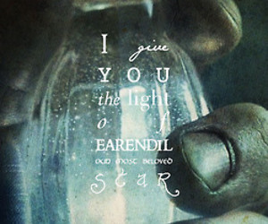 hobbit, text, and lord of the rings image