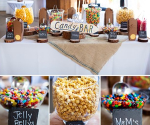 candy, sweet, and candy bar image