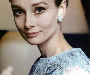 audrey, beautiful, and hepburn image