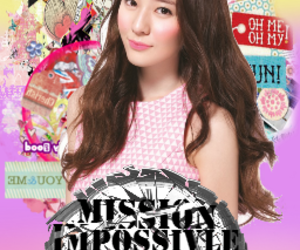 book cover, krystal, and colorful image