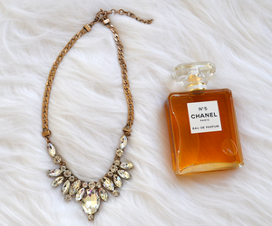 chanel, necklace, and fabulous image