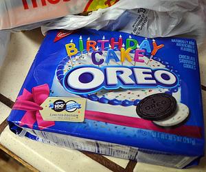 oreo, yummy, and cake image
