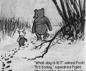 piglet, pooh, and quotes image