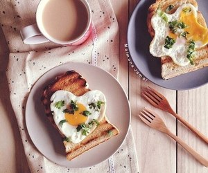 egg, food, and yummy image
