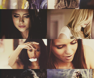 tvd and girl image