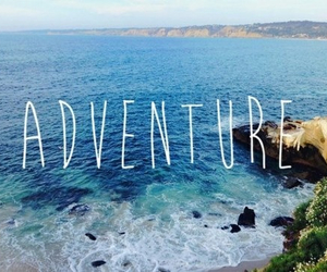 adventure, ocean, and summer image