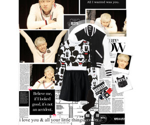 Polyvore, bts, and kpop fashion image