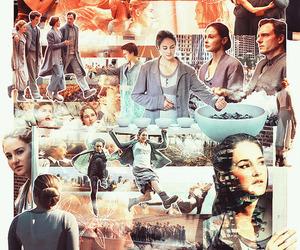 movie, Shailene Woodley, and divergent image