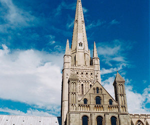 england and norwich cathedral image