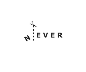 never, ever, and quotes image