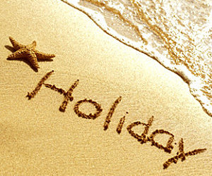 holiday, beach, and summer image