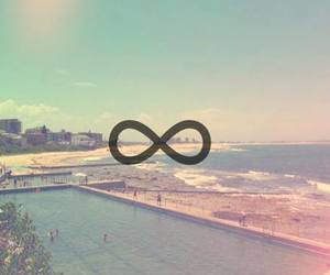 infinity, summer, and forever image