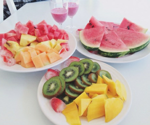 fitness, tasty, and food image
