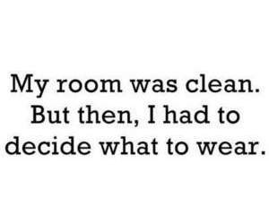 room, clean, and clothes image