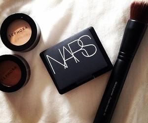 make up, nars, and sephora image